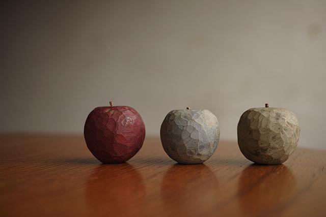 林檎が三つ