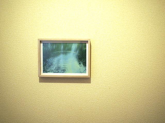豊かさとは何かを考えた時、トイレに写真を飾ってみたいと思った。